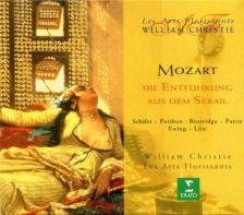Mozart, Les Arts Florissants, Christie